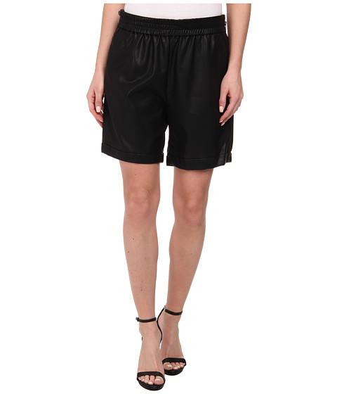 ONLY - Carmen Shorts (Black) Women's Shorts