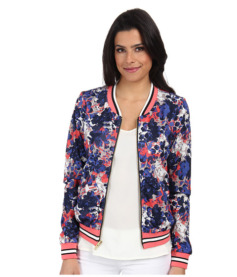 ONLY - New York Long Sleeve Bomber (Cloud Dancer) Women's Jacket