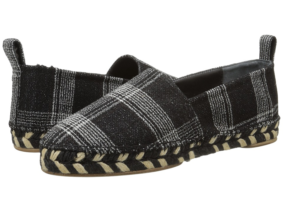 Proenza Schouler - PS25044 (Black/White) Women's Slippers