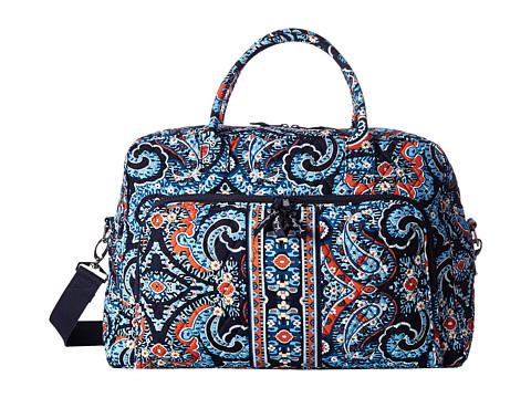 Vera Bradley Luggage - Weekender (Marrakesh) Duffel Bags