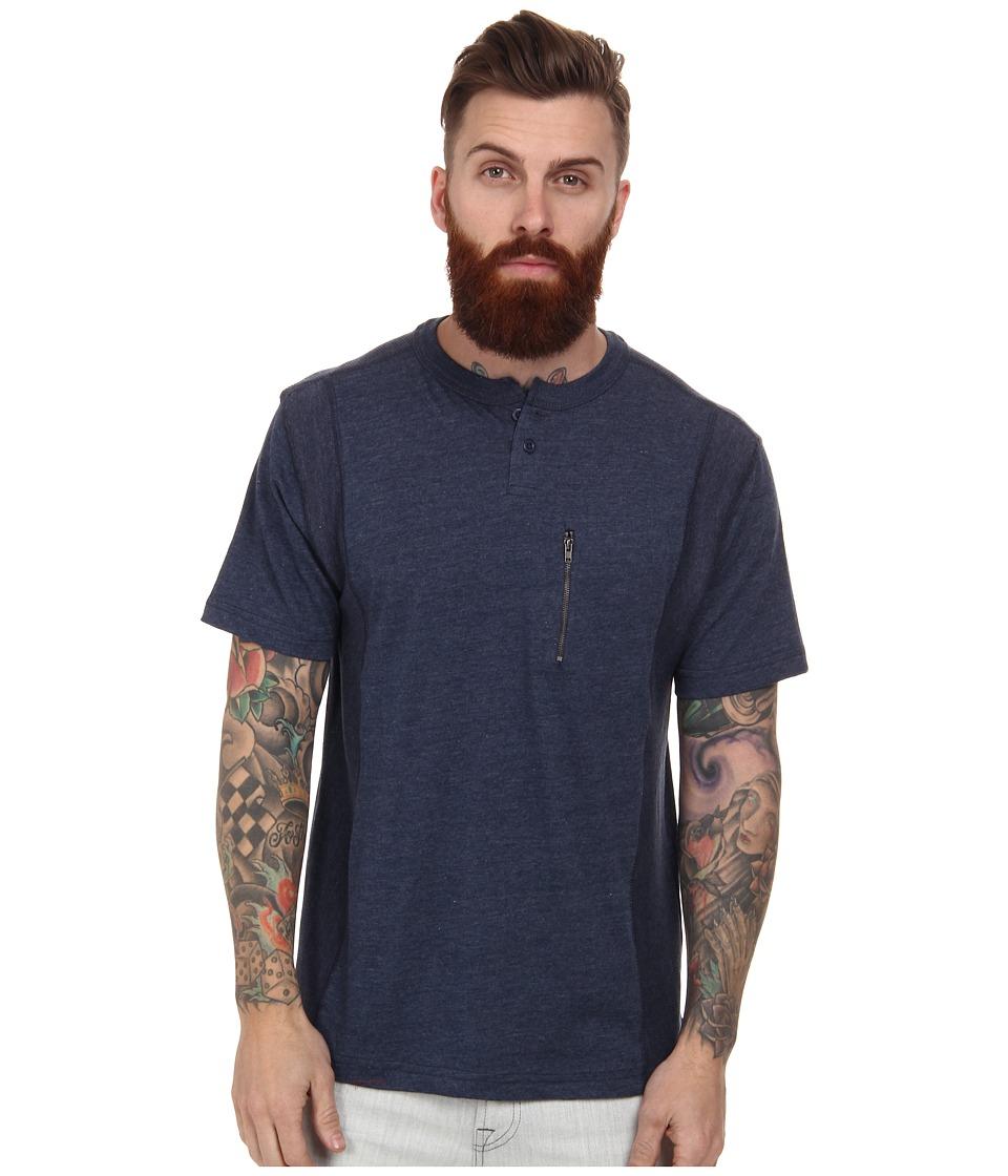 Request - Samuel Henley (Navy) Men's Clothing