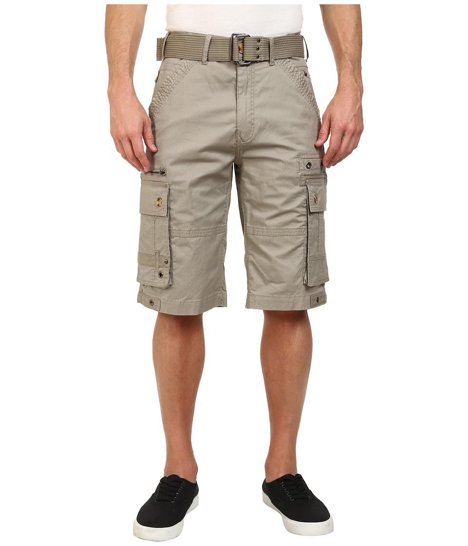 Request - Rick Cargo Shorts (Pale Khaki) Men's Shorts