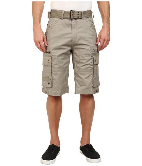 Request - Rick Cargo Shorts (Pale Khaki) Men