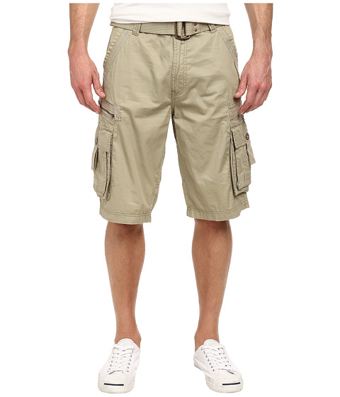Request - Harper Shorts (Khaki) Men