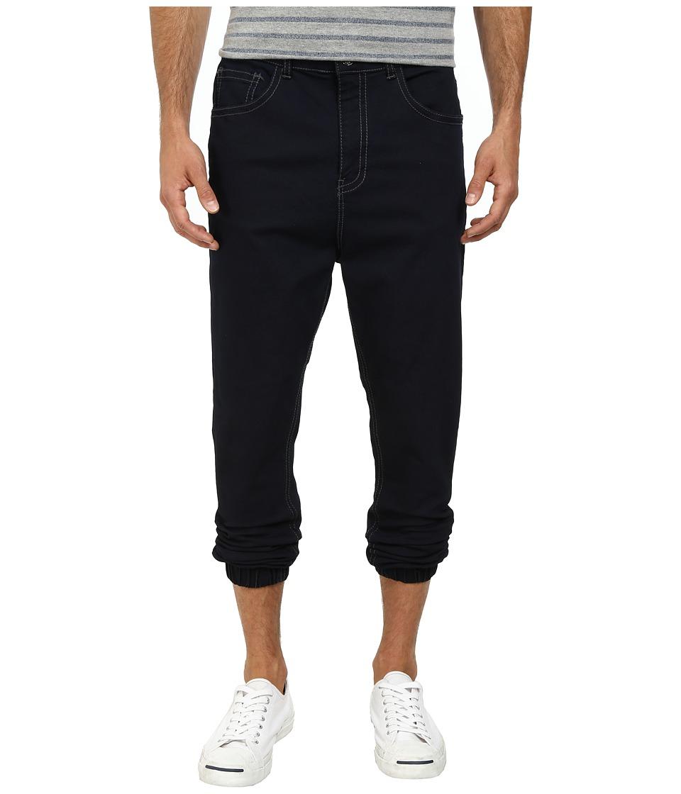Request - Mattew Jogger in Indigo Rinse (Indigo Rinse) Men's Jeans