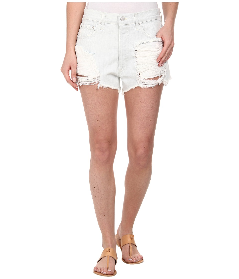 A Gold E - Parker in Blanche (Blanche) Women's Shorts