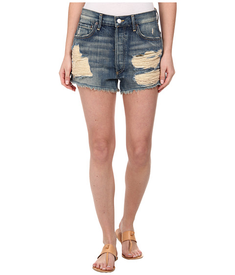 A Gold E - Parker in Maurice (Maurice) Women's Shorts