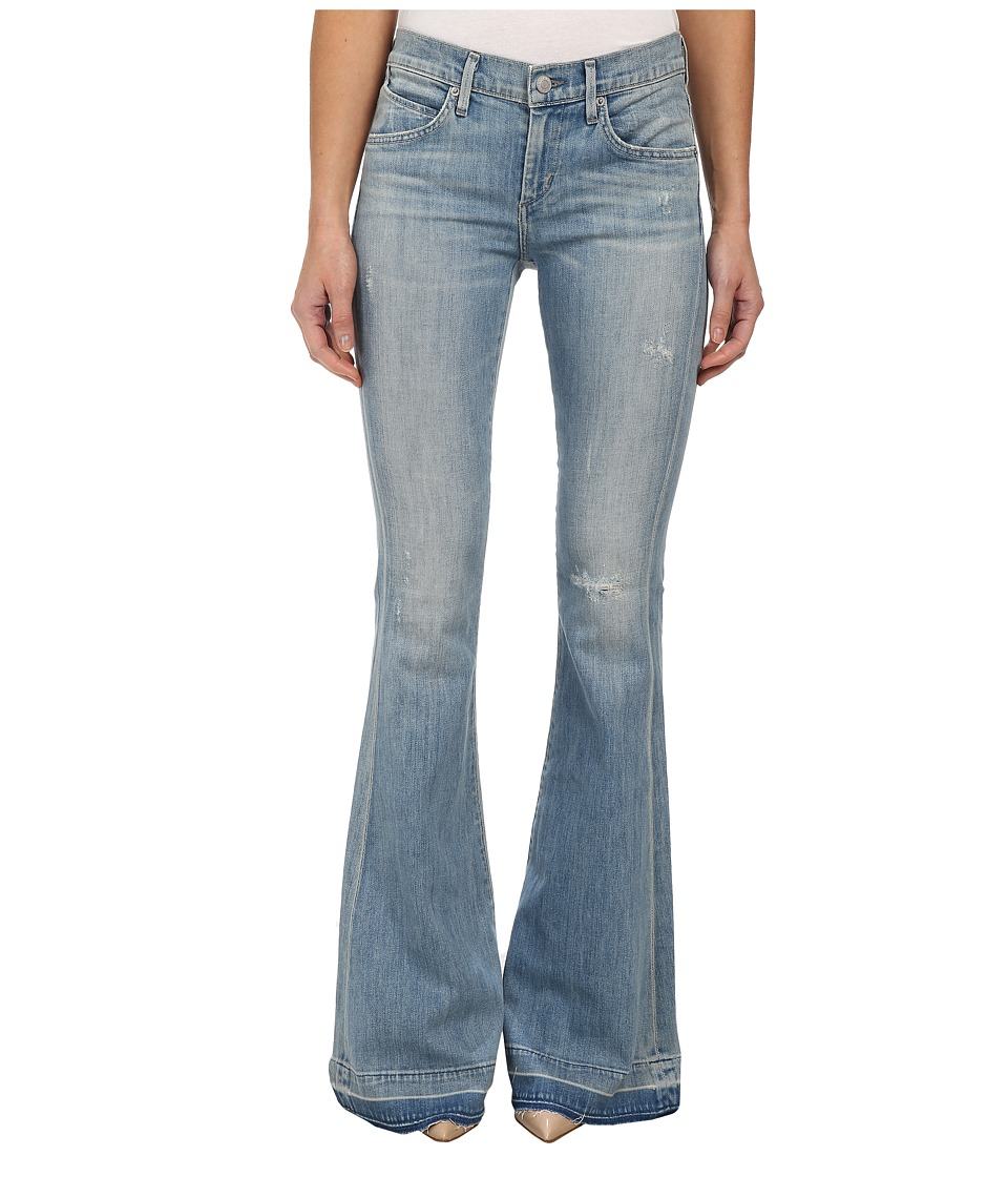 A Gold E - Madison in Blue Lagoon (Blue Lagoon) Women's Jeans