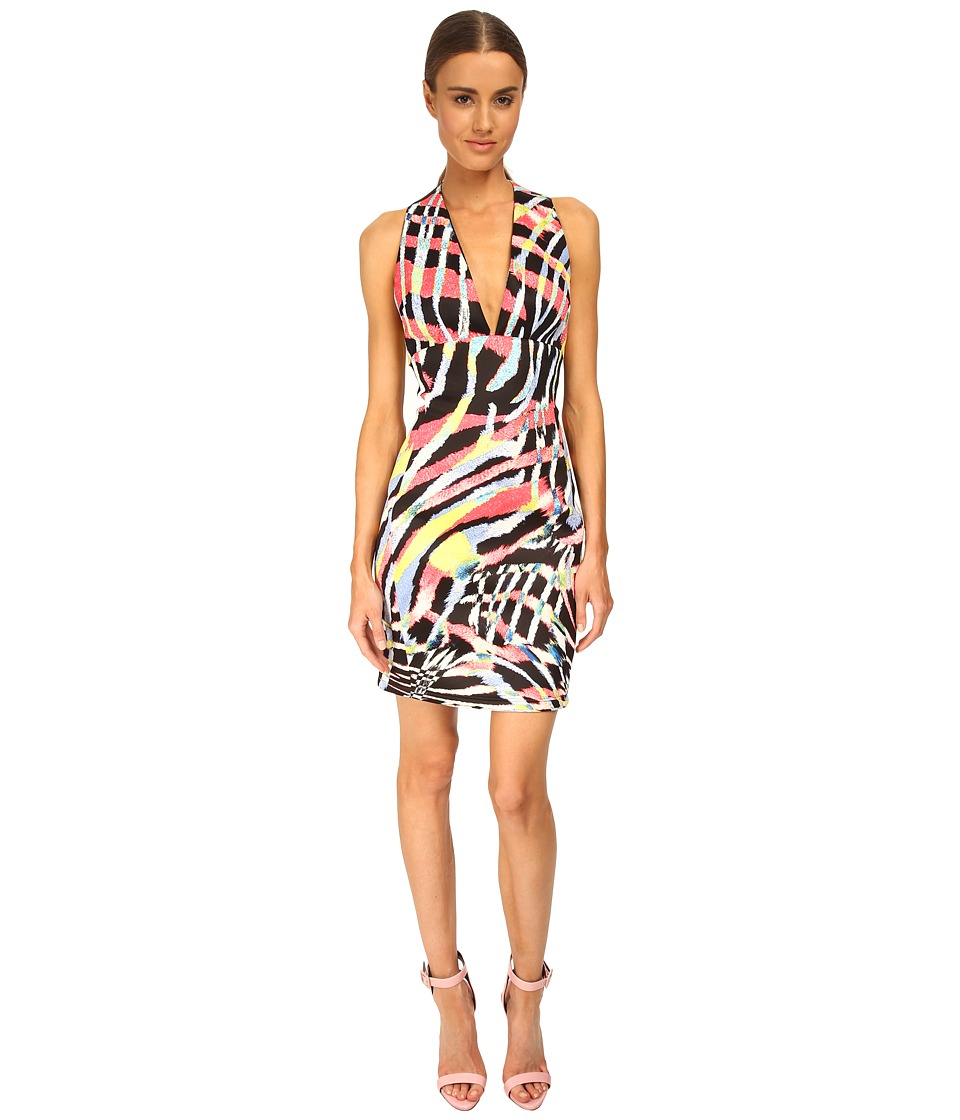 Just Cavalli - S04CT0385N20843 (Multicolor Variant) Women's Dress