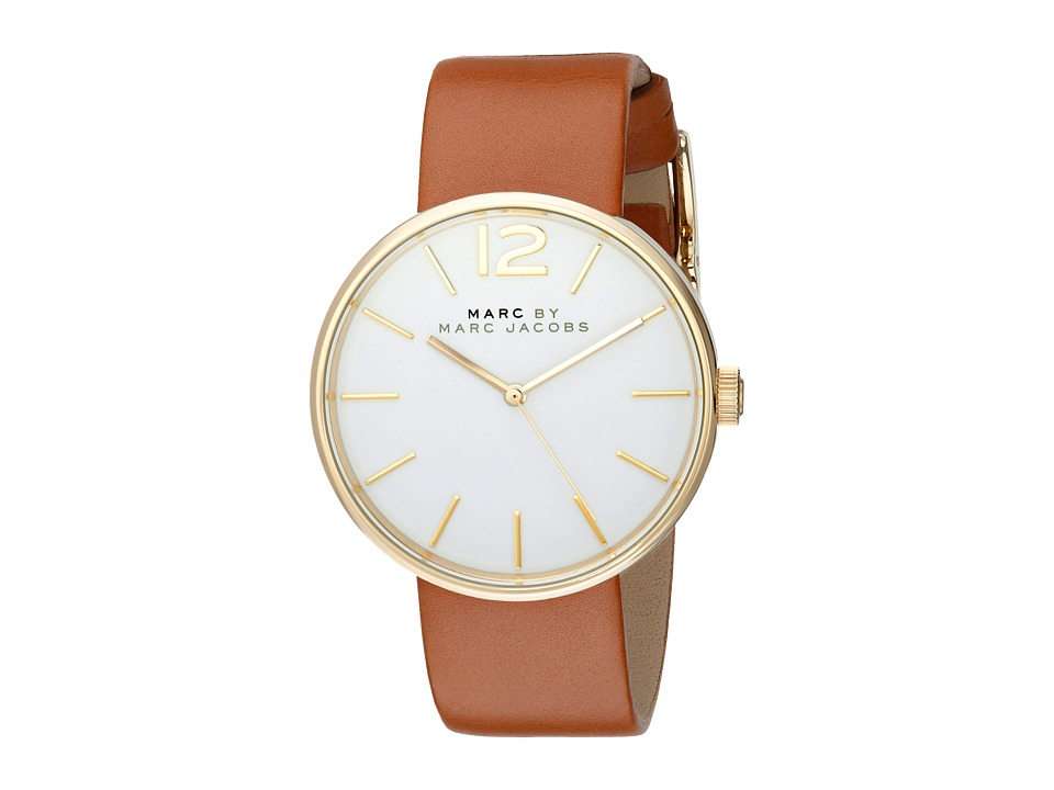 Marc by Marc Jacobs - MBM1362 - Peggy (Gold/Tan) Watches
