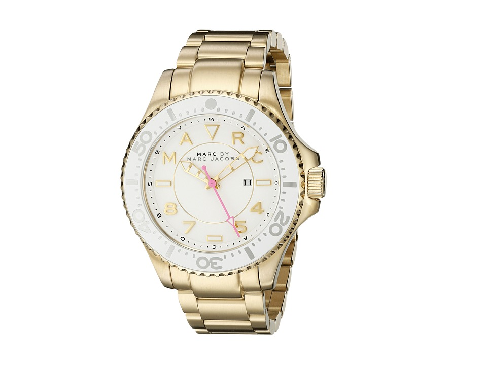 Marc by Marc Jacobs - MBM3408 - Dizz (Gold) Watches