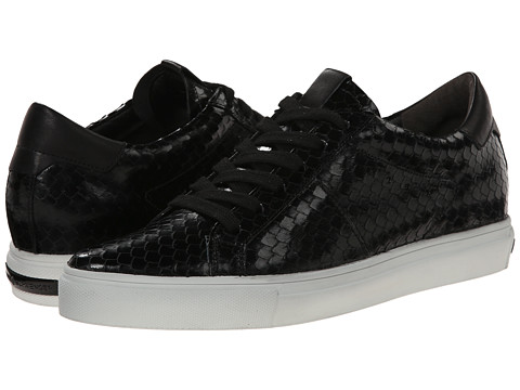 Kennel & Schmenger - Scoop Low Top Trainer (Schwarz) Women's Shoes