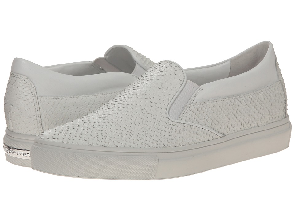 Kennel & Schmenger - Scoop Slip-On Sneaker (White) Women