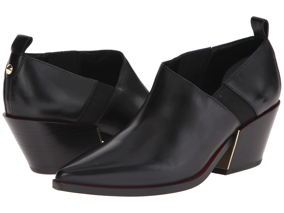 Sigerson Morrison - Liam (Black Leather) High Heels