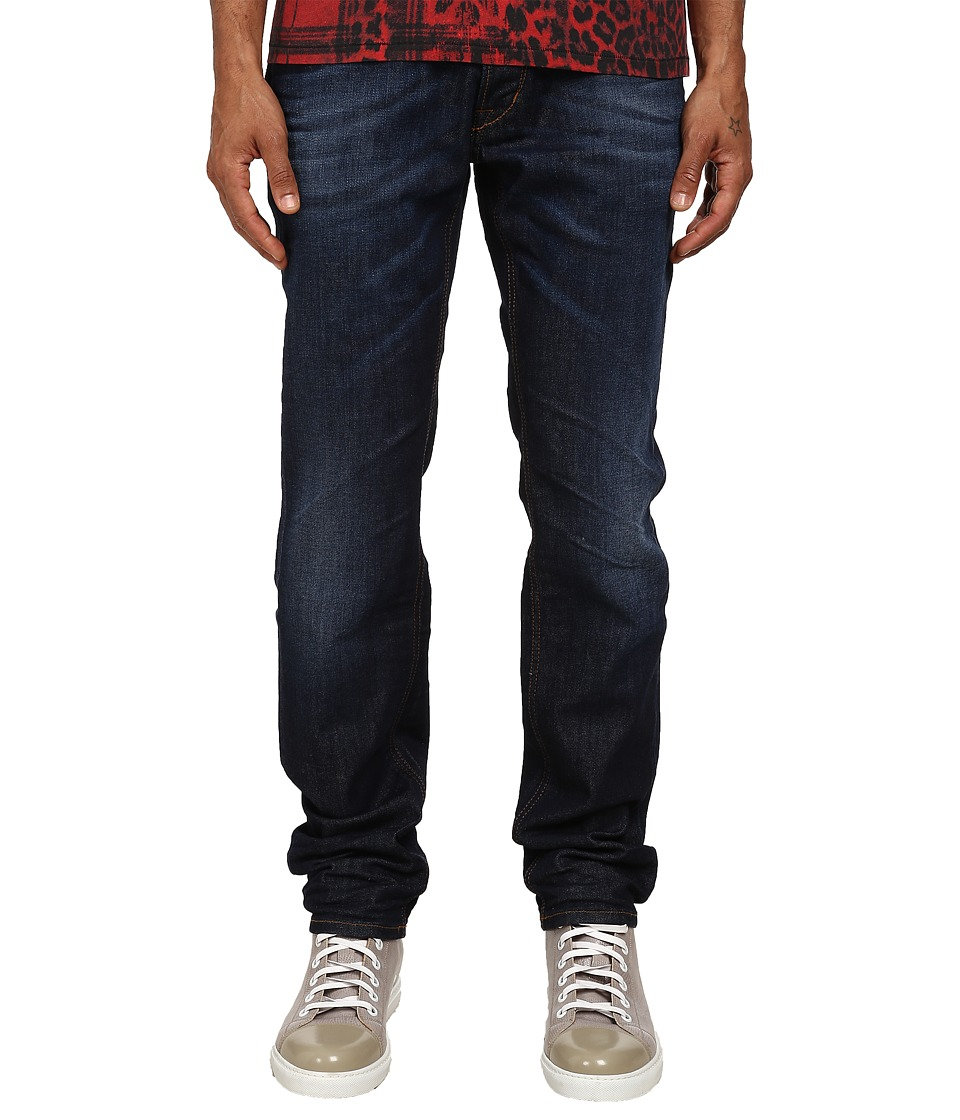 Just Cavalli - Relaxed Fit Denim (Blue Denim) Men's Casual Pants