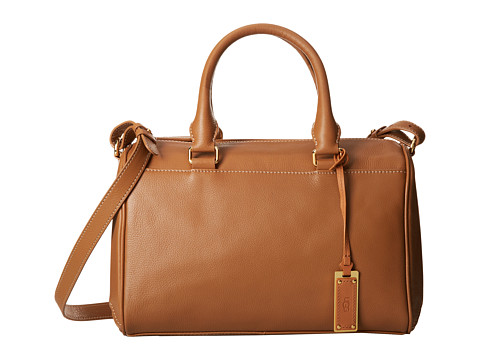 UGG - Lucy Satchel (Chesnut) Satchel Handbags
