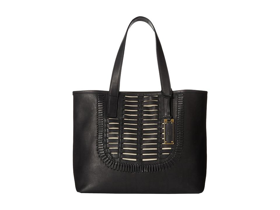 UGG - Giselle Tote (Black) Tote Handbags