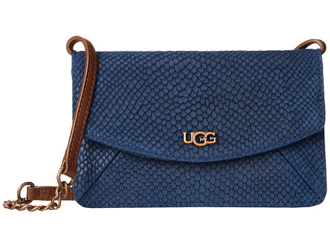 UGG - Leni Crossbody (Navy) Cross Body Handbags