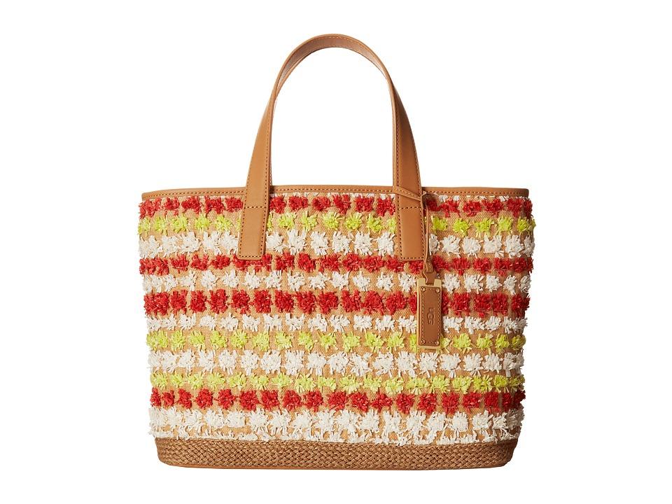 UGG - Anemone Tote (Coral Reef Multi) Tote Handbags