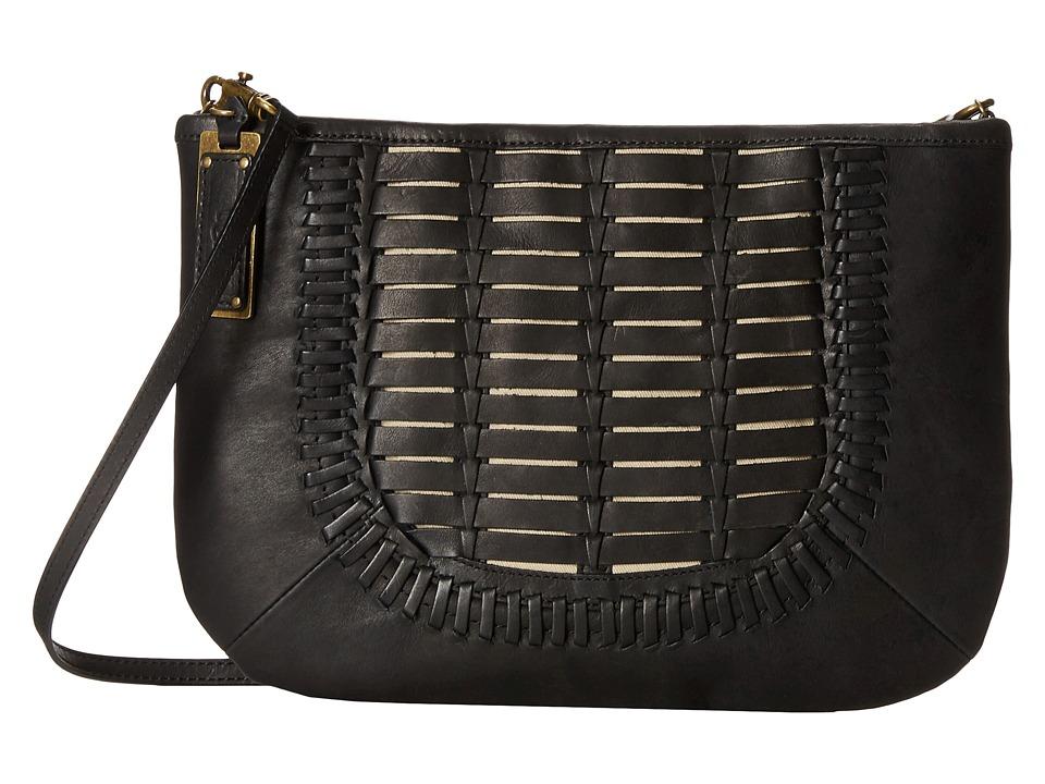 UGG - Giselle Clutch (Black) Clutch Handbags