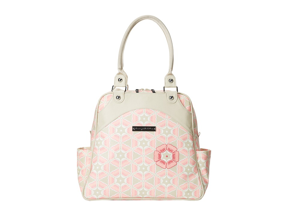 petunia pickle bottom - Glazed Sashay Satchel (Blooming Brixham) Diaper Bags