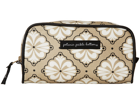 petunia pickle bottom - Glazed Powder Room Case (Marbella Meadows) Cosmetic Case