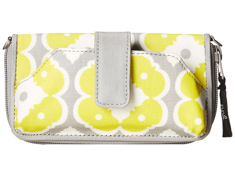 petunia pickle bottom - Glazed Whereabouts Wallet (Afternoon in Arezzo) Cross Body Handbags