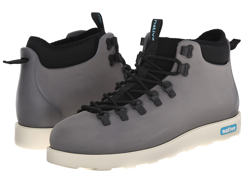 Native Shoes - Fitzsimmons (Dublin Grey/Bone White) Shoes