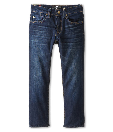 7 For All Mankind Kids - Slimmy Jeans in Celestial Sky (Little Kids/Big Kids) (Celestial Sky) Boy