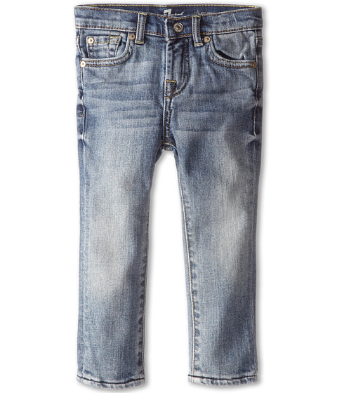 7 For All Mankind Kids - Slimmy Jeans in Classic Vintage Blue (Infant) (Classic Vintage Blue) Boy's Jeans