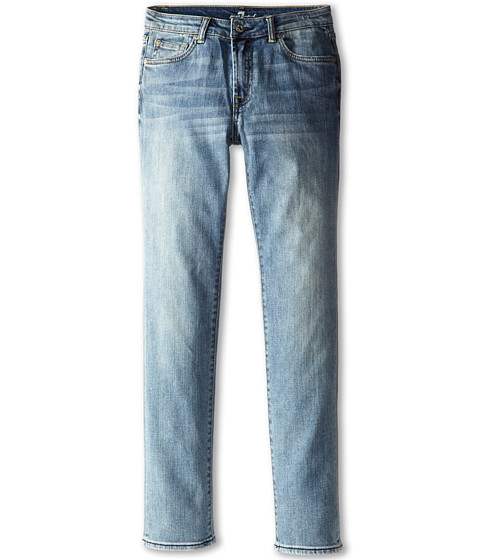 7 For All Mankind Kids - Slimmy Jeans in Classic Vintage Blue (Big Kids) (Classic Vintage Blue) Boy's Jeans