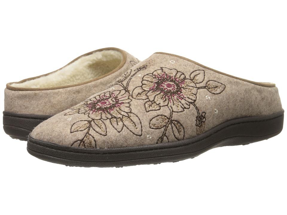 Acorn - Talara Mule (Sand) Women's Slippers