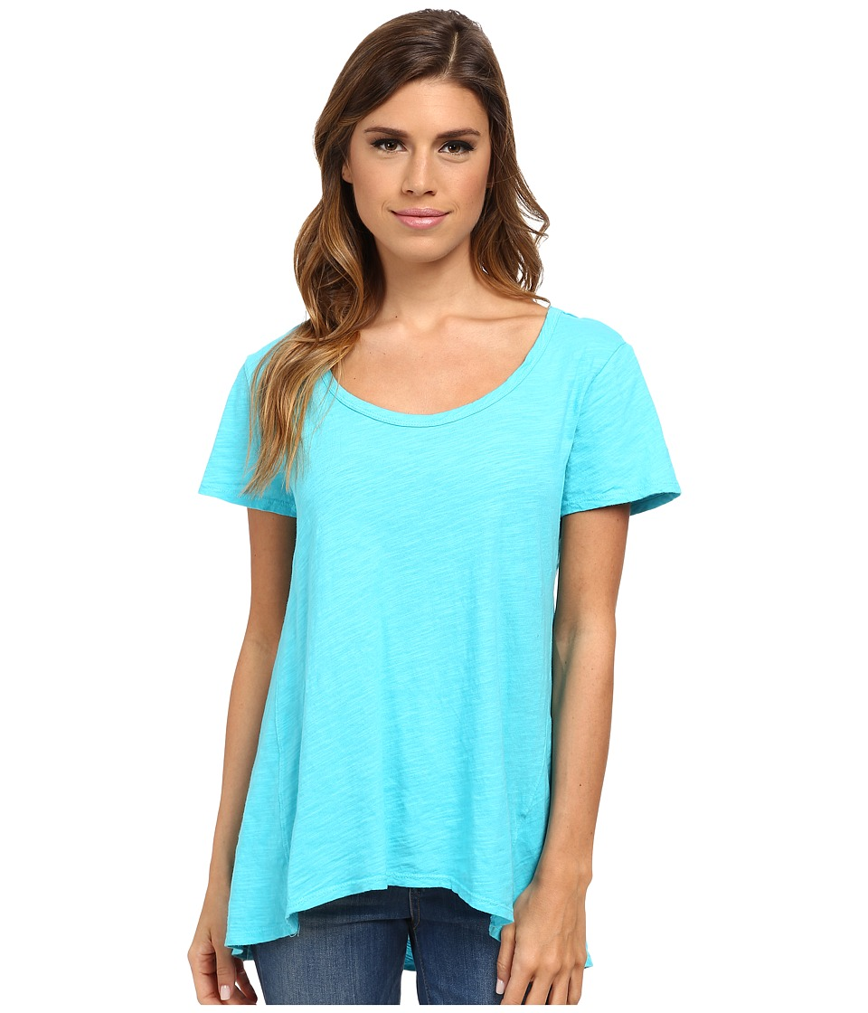 Fresh Produce - Luna Top (Luna Turquoise) Women