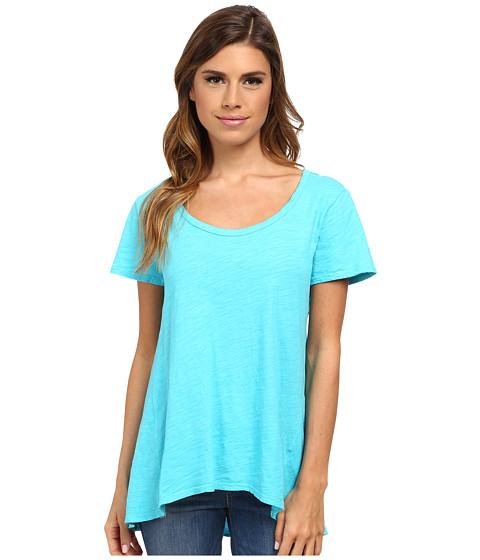 Fresh Produce - Luna Top (Luna Turquoise) Women's T Shirt