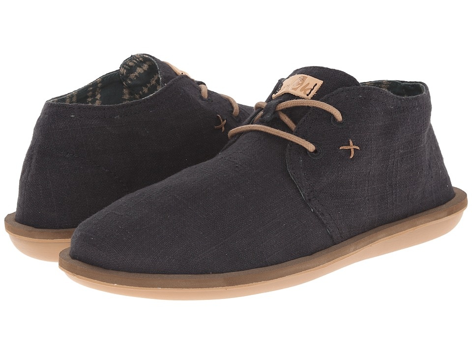 Sanuk - Koda (Black) Men