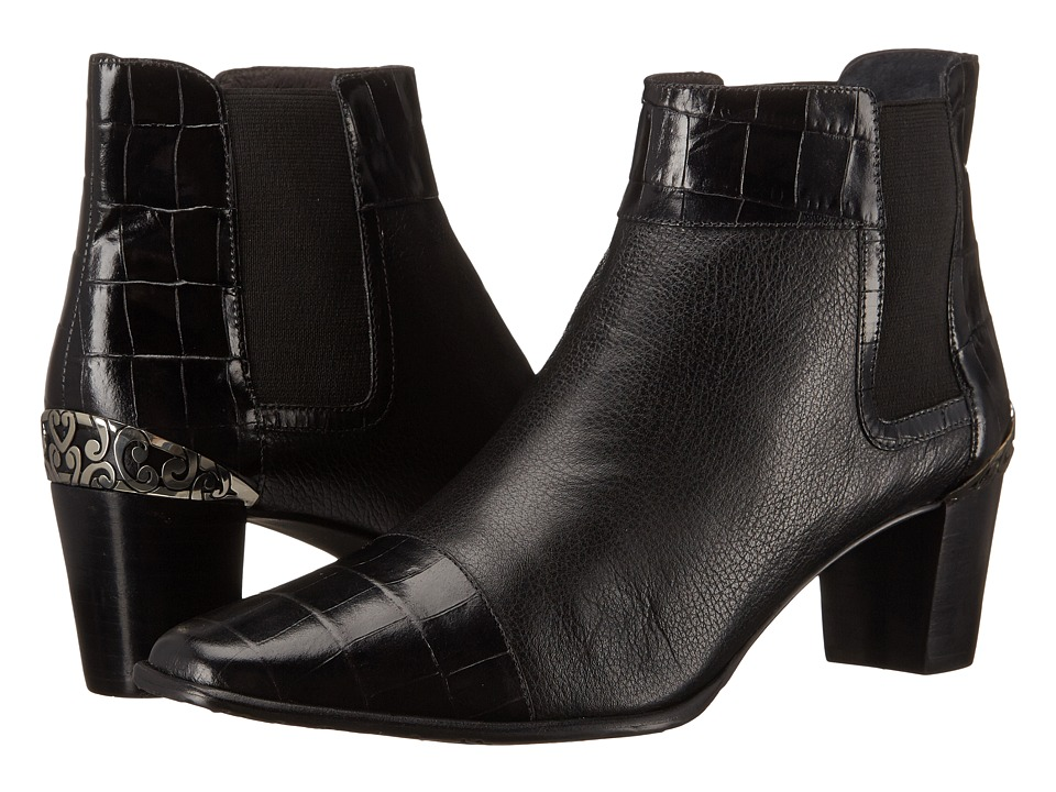 Brighton - Tempo (Black) Women's Boots