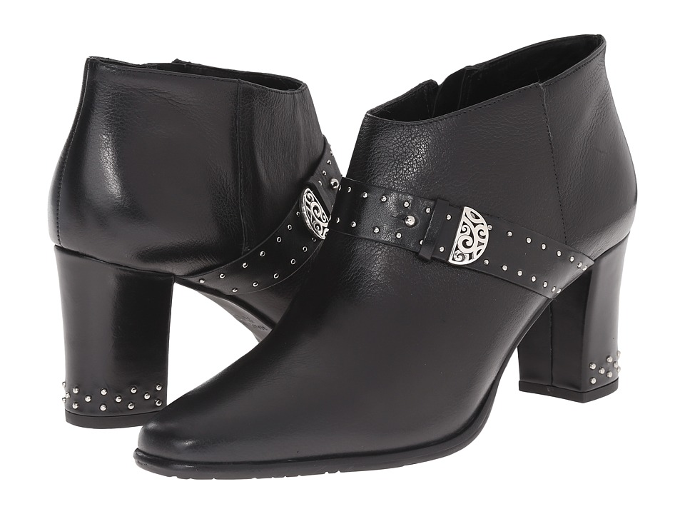 Brighton - Racy (Black) Women's Boots