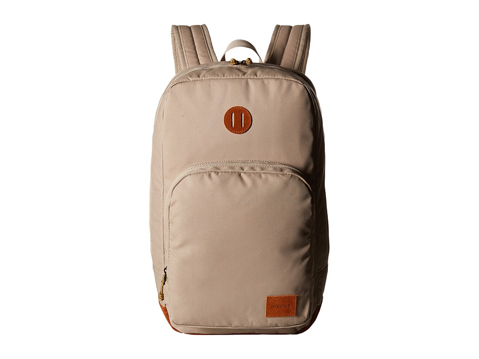 Nixon - The Range Backpack (Khaki) Backpack Bags