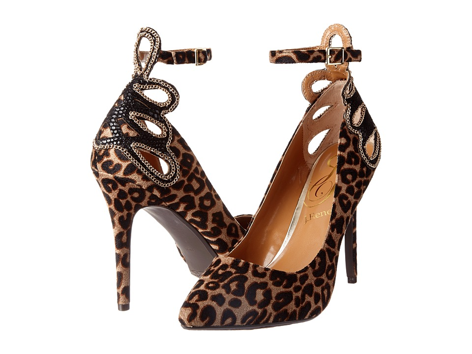 J. Renee - Ellusion (Leopard) Women's Shoes