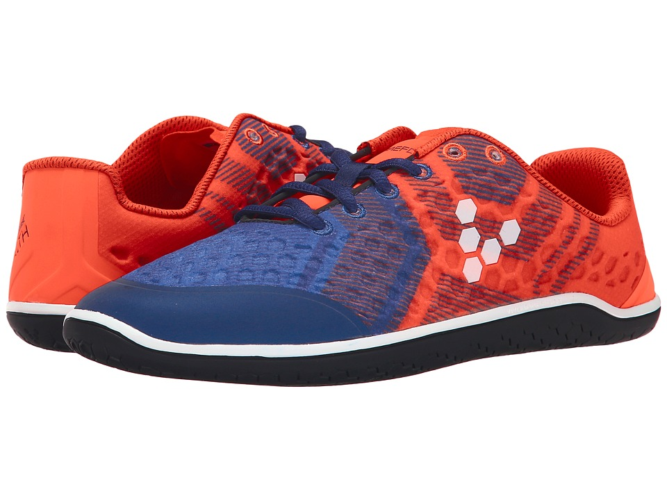 Vivobarefoot Stealth II WP (Orange/Navy) Women
