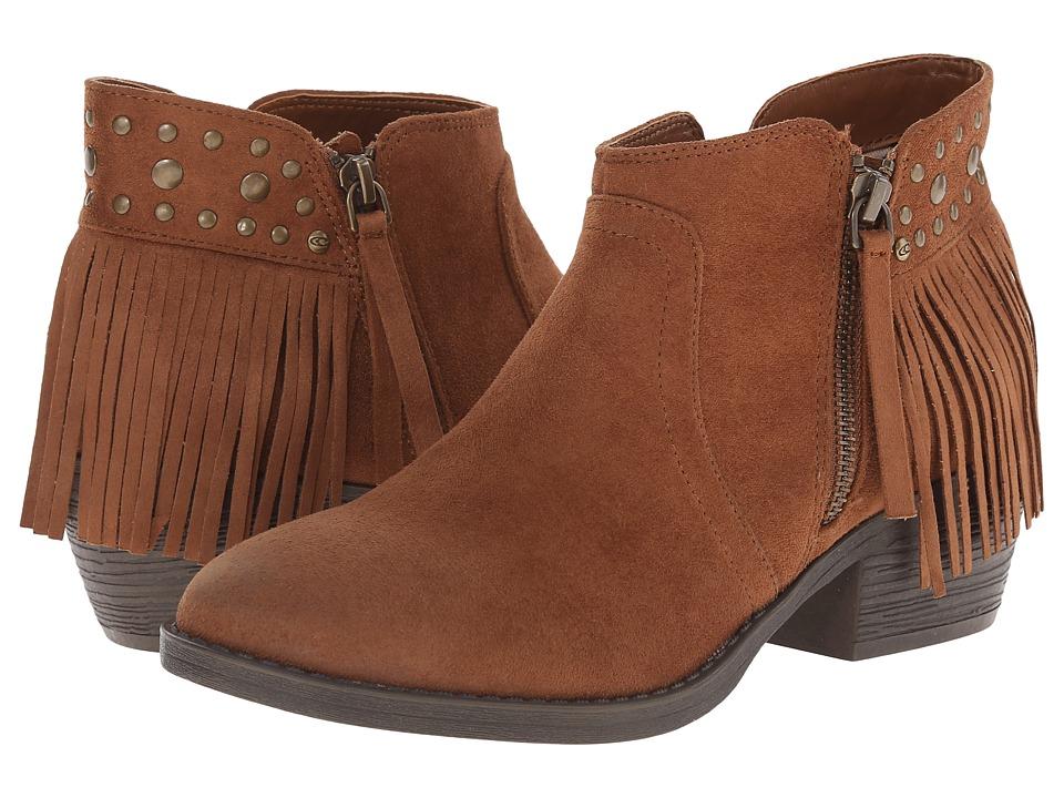 O'Neill - Aidan (Chestnut) Women's Zip Boots
