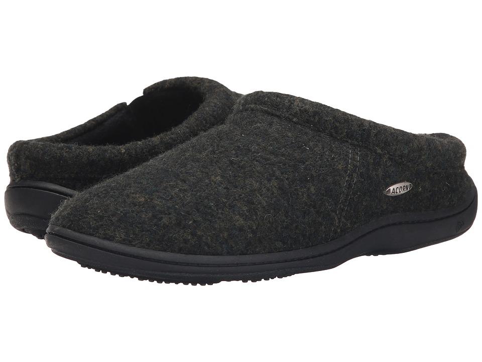 Acorn - Digby Gore (Pine Tweed) Men's Slippers