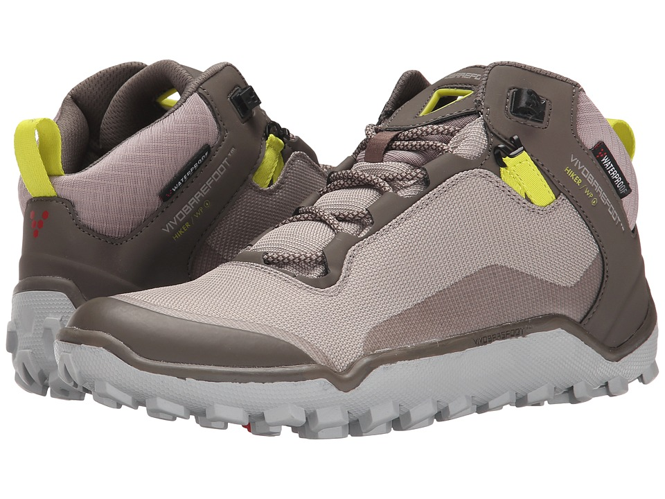 Vivobarefoot - Hiker (Grey) Men's Shoes