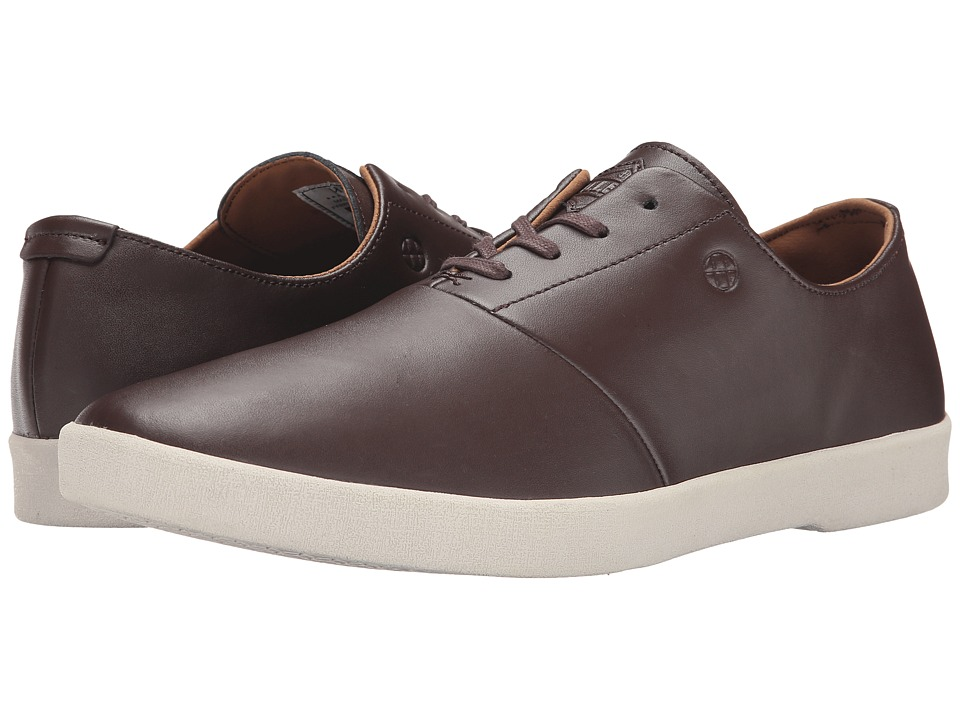 HUF - Gillette (Brown) Men's Skate Shoes