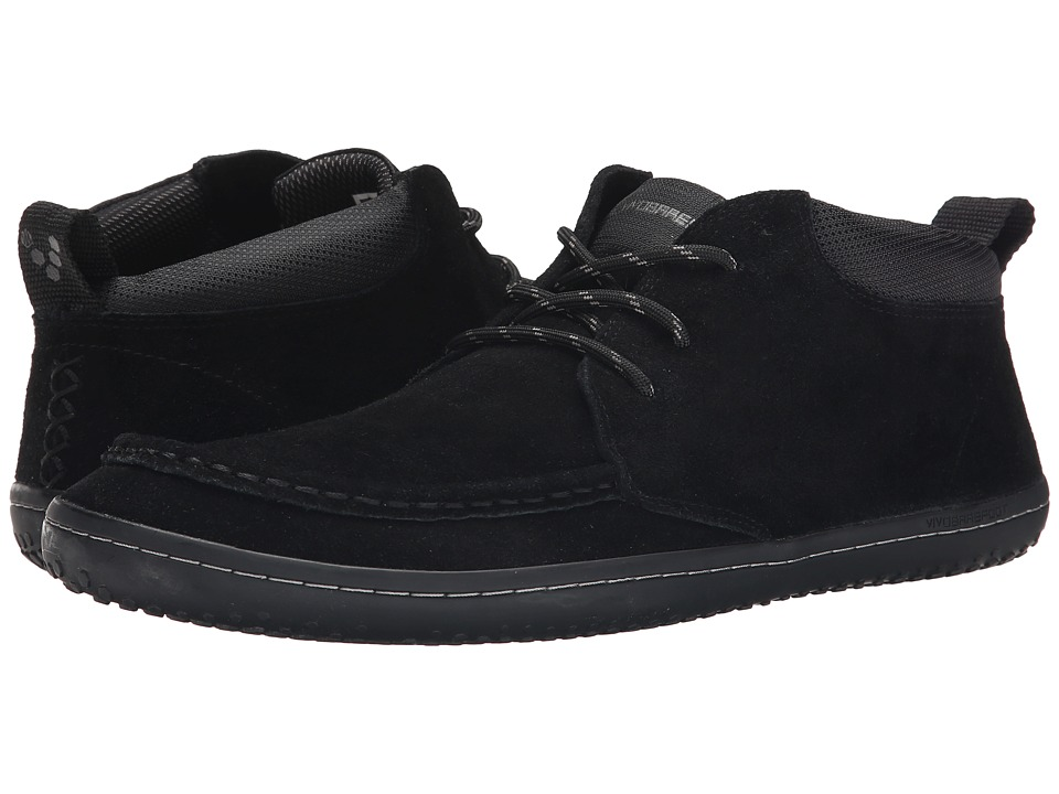 Vivobarefoot - Drake (Black) Men's Shoes