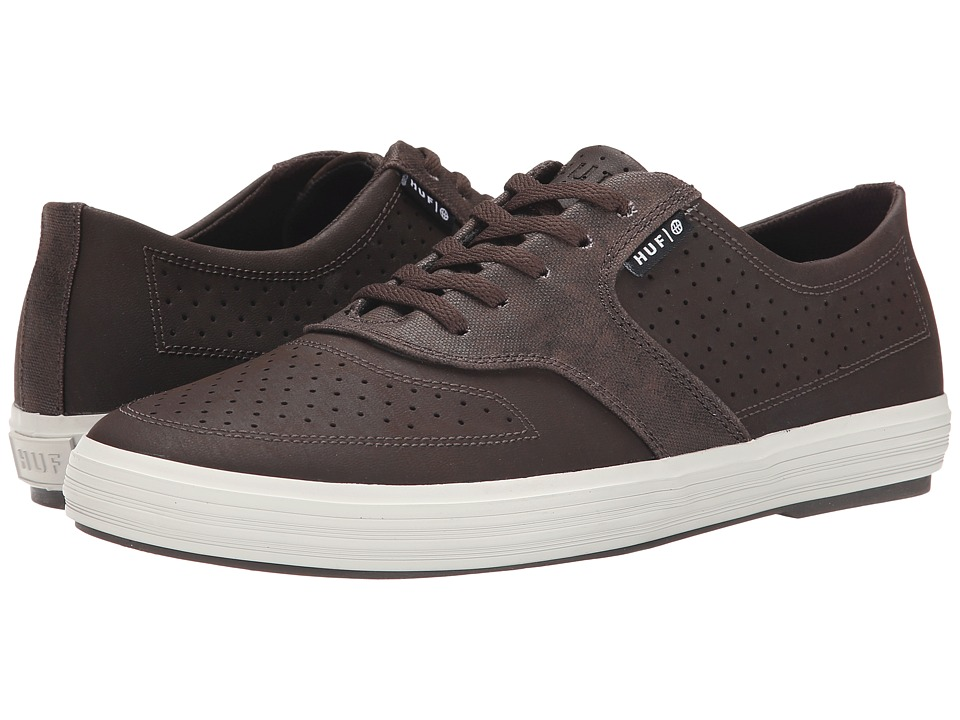 HUF - Liberty (Dark Earth) Men's Skate Shoes