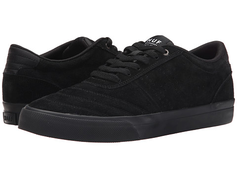 HUF - Galaxy (Black/Black) Men's Skate Shoes