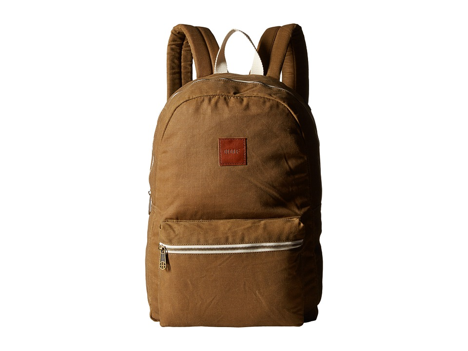 HUF - Weekend Backpack (Tobacco) Backpack Bags
