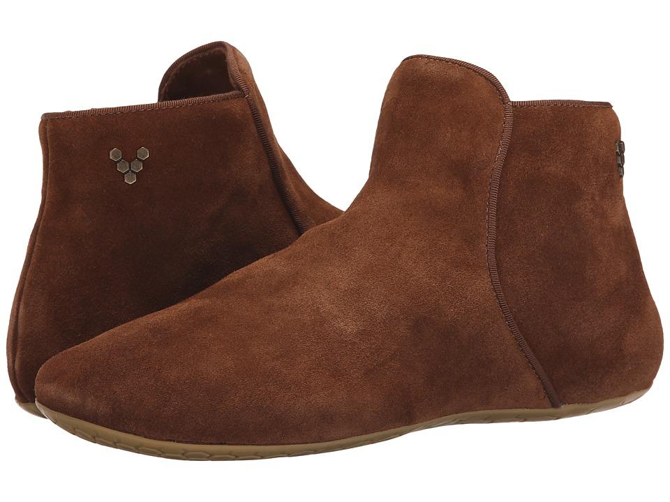 Vivobarefoot - Gwen (Camel) Women's Dress Boots