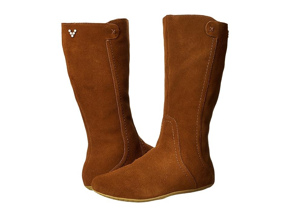 Vivobarefoot - Ella (Camel) Women's Dress Boots